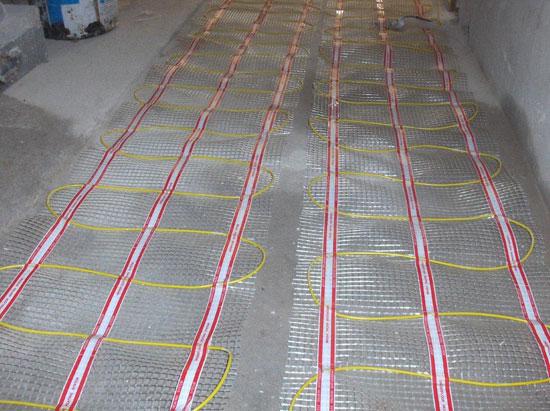 Tecnisis piso radiante - Suelos radiantes electricos ...